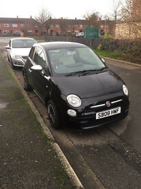 Fiat 500 1.2 quick sale minor problems 2k