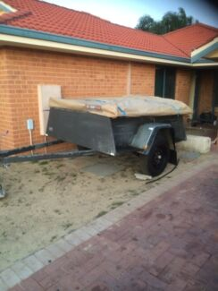 Trailer Seville Grove Armadale Area Preview
