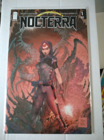 Image Comics Nocterra #1 glow in dark variant NM