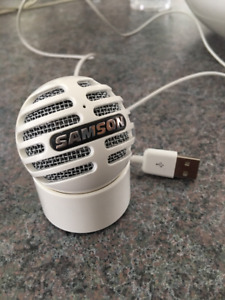 Samson Meteorite Mic - USB Microphone