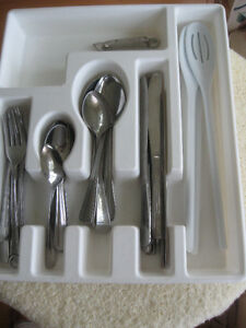 STARTER-SET STAINLESS STEEL CUTLERY for the COTTAGE