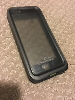 Naked life proof case. For iPhone 5/5c