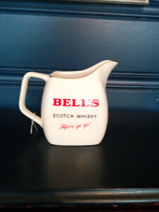 'Bell's Scotch Whiskey' Water Jug