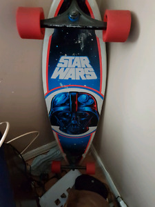 Longboard for sale. Good condition. Asking $40. Pick up only.