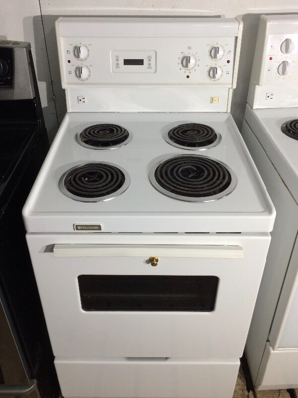"""Frigidaire 24"""" Wide Apartment Size Stove, Free 30 Day Warranty ..."""