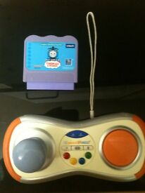 V tech motion controller and Thomas game swap for v tech smile control