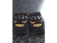 KTM Fingerless Padded MotorCross Gloves