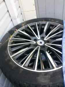 20' tires and rims
