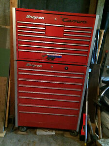 snap-on tools with tool chest