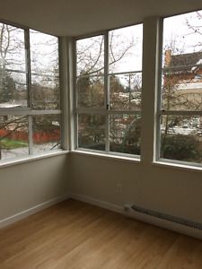 Newly Renovated Bright and Spacious 2 Bedroom & Den