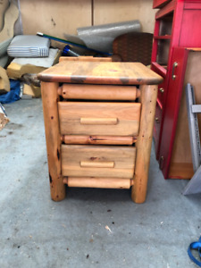 TREE FEVER custom made end tables for sale