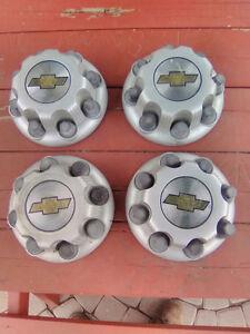 Chevy hub cap lug covers