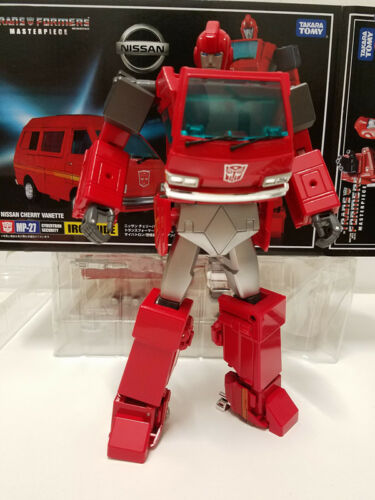 Transformers Masterpiece MP-27 IRONHIDE G1 Action Figure New in Box