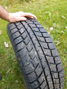 4 Weather Mate Arctic winter tires for sale