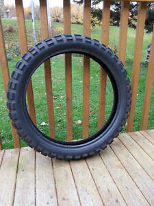 Dual Sport Front Tire