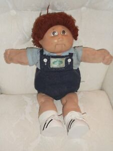 Cabbage Patch Kid -- Boy Doll
