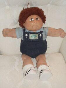 Cabbage Patch Kid -- Boy Doll