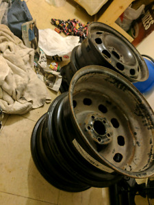 15x6.5x100 rims for sale!! Need to ho ASAP! Used in a Volkswagen