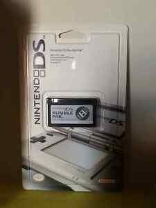 (Sealed) Nintendo DS Rumble Pak Cambridge Kitchener Area image 1
