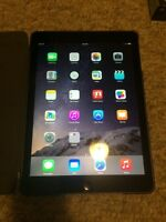 Like New Mint Condition iPad Air 64GB in Space Grey