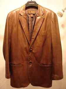 Manteau Danier en Cuir pour homme Impeccable
