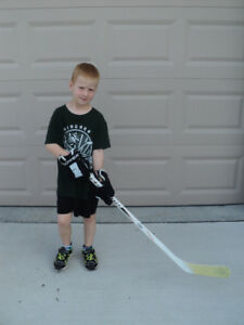 Sherwood Ball Hockey Stick for 6-7 year old *Brand New*