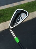 LH Callaway X2 hot new with custom shafts