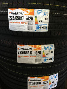 225-65-17,NEW ALL SEASON AND WINTER TIRES ON SALE,$85