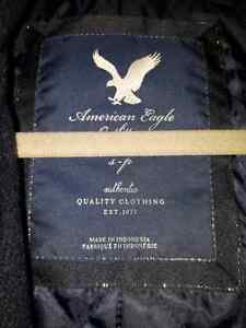 American Eagle Pea-coat  Kitchener / Waterloo Kitchener Area image 2