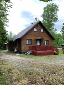 Nepisiguit Falls Camp/House
