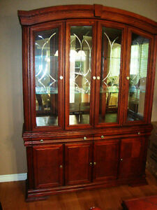 Dinning Room Table and Hutch (Located in Trenton Ontario) Kingston Kingston Area image 7