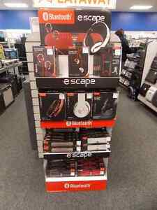 Escape BLuetooth headphones, earbuds and speakers!!!