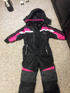 Ski suit / snow suit one piece size 4