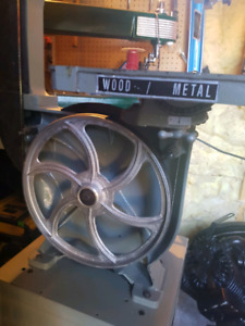 14 inch 3 speed metal/wood band saw