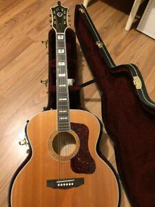 Guitare acoustique/électrique F-50 dtar
