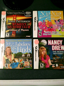 Nintendo DS games $20 takes LOT