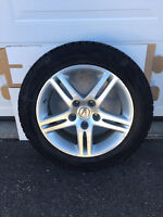 ACURA WINTER TIRES AND RIMS