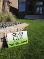 FALL CLEANUP - FREE QUOTES - CLEAN CUT LAWN CARE