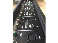 100 watt pa amplifier exellent condition