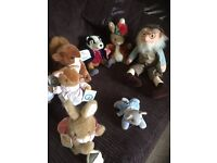 Peter Rabbit Soft Toy Collection