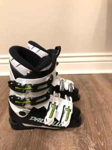 Nordica Boys Firearrow Team 3 Ski Boots (24.5)