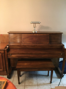 Heintzman Upright Piano (IN FERNIE , BC)