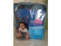 Totseat go anywhere high chair
