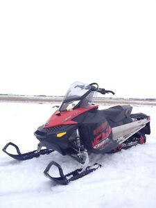 2011 Skidoo Backcountry 800 etec