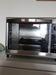 Convection- Rotisserie Oven
