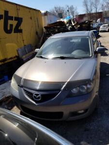 Mazda 3 2007 à vendre