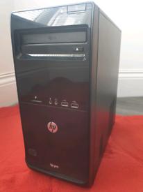 Gaming Desktop Pc Computer Intel i3 8gb Ram AMD R7 4gb GDDR5 GPU Wi-Fi