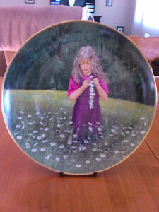 2  Vintage Collectable Plates-Reduced