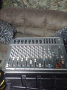 Soundcraft Spirit Folio 12 channel mixer