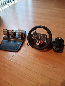 G29 Drivin Force Race Wheel With Shifter Need Gone ASAP 330$ OBO